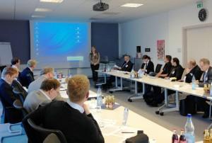 Foto der Teilnehmer am CV. BAARforum im Umsicht