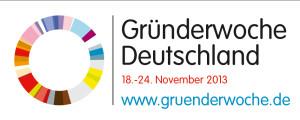 Gründerwoche Deutschland 2013